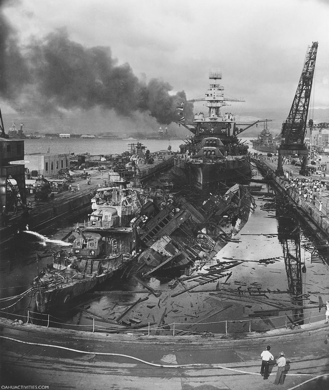 Pearl Harbor invasion