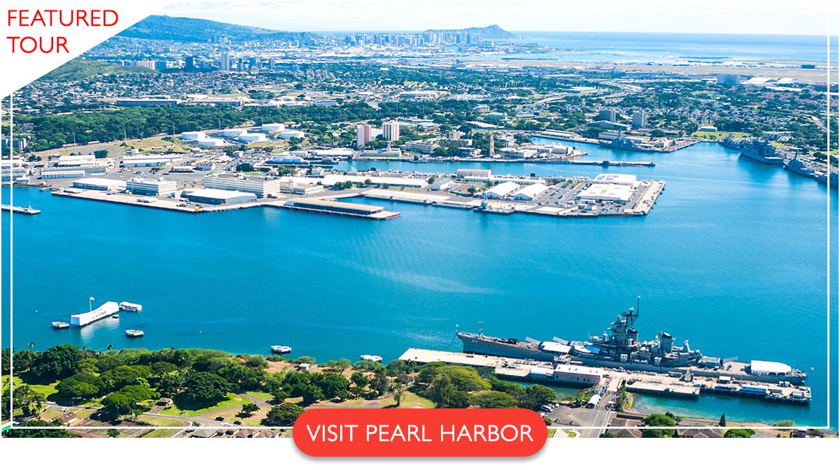 visit pearl harbor Oahu