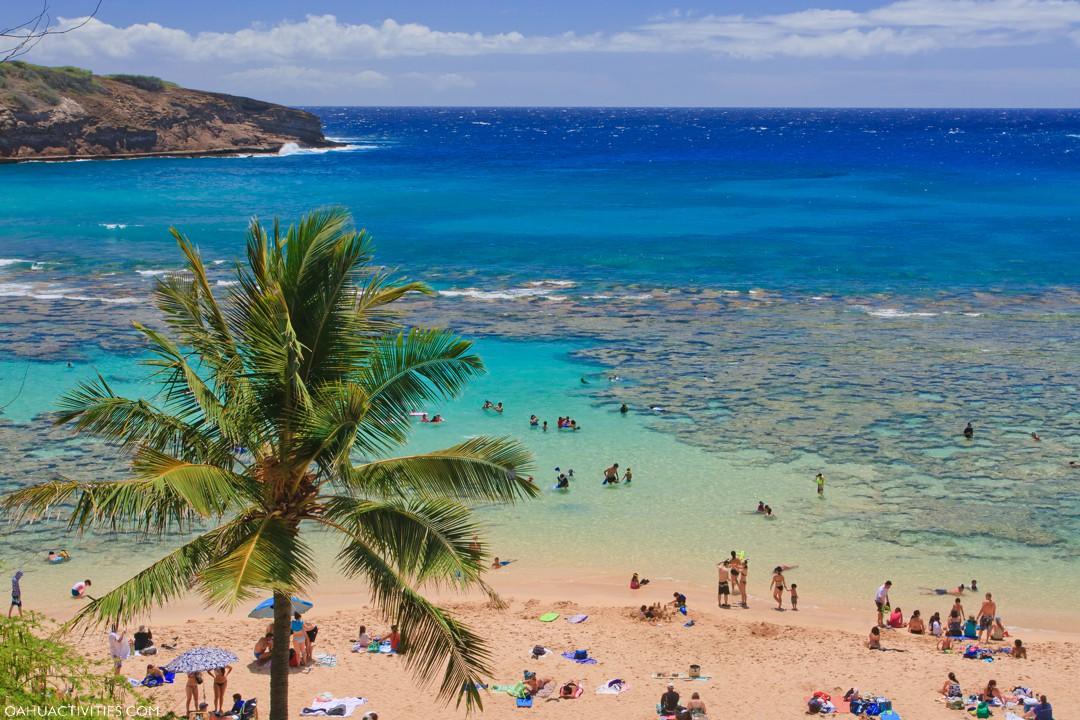 Hanauma Oahu Hawaii