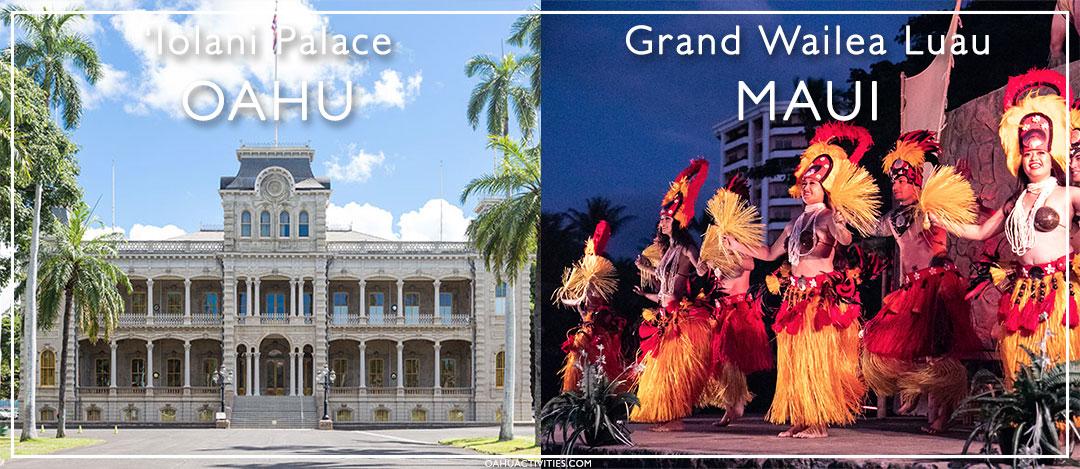 Oahu and Maui history and culture