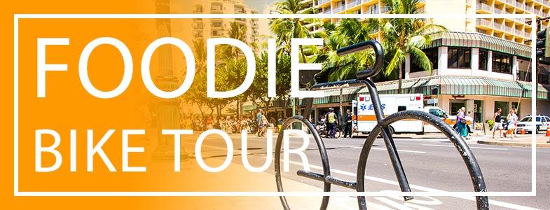 Foodie Bike Tour