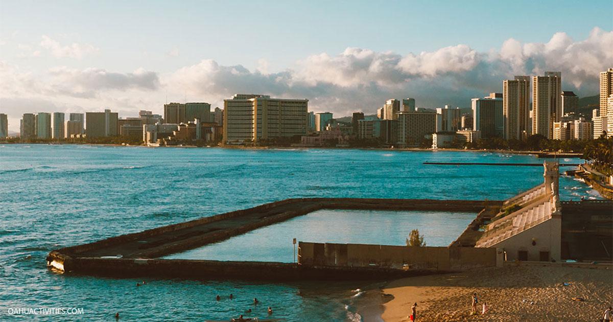 Waikiki City View